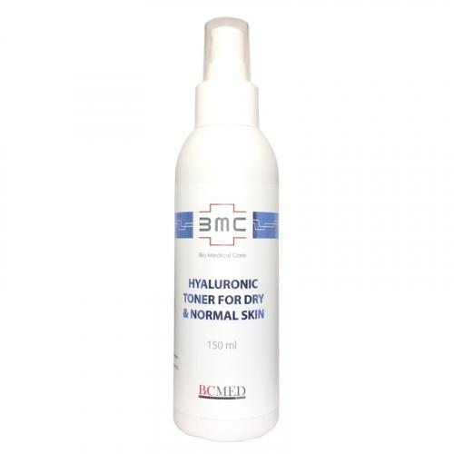 Тоник для сухой и нормальной кожи с гиалуроновой кислотой/ Hyaluronic Toner for dry & normal skin, 150мл