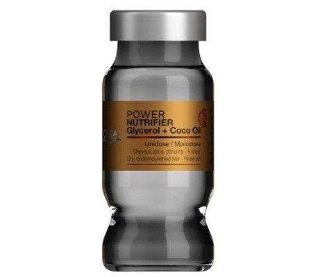 Loreal Expert Nutrifier Powerdose - Ампулы для сухих непослушных волос