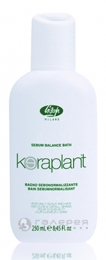 Шампунь для регулирования жирности кожи головы «Keraplant Sebum-Balance Bath»