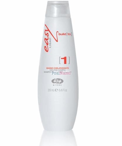 Хелатный шампунь для волос «Easy Build to 1 Chelating Shampoo»