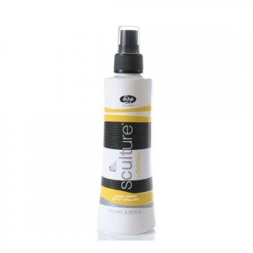 Спрей-блеск для волос эластичной фиксации