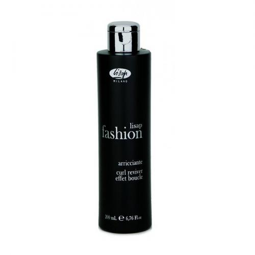 Крем для волос для подчеркивания кудрей «Lisap Fashion Curl Reviver»
