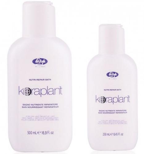 Шампунь для глубокого питания и увлажнения волос и кожи головы «Keraplant Nutri-Repair Bath»