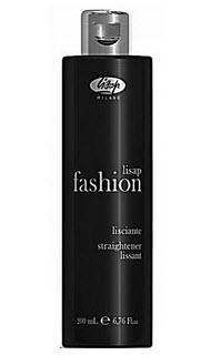 Разглаживающий крем для непослушных кудрявых волос «Lisap Fashion Straightener»