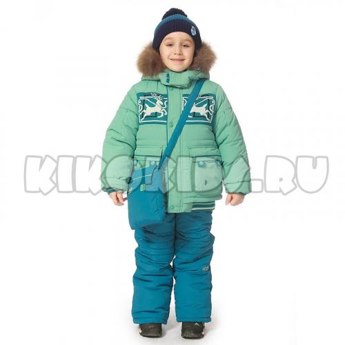 3432Б Костюм для мальчика зимний