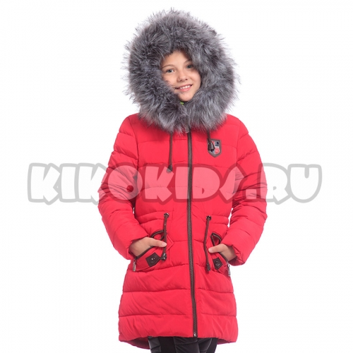 4562м Пальто зимнее для девочки
