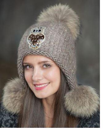 ЖАРДИН шапка