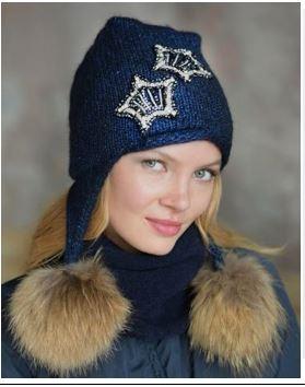 ДЖУДИТ шапка
