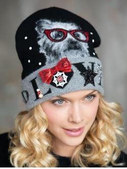 ТЕРЬЕР шапка