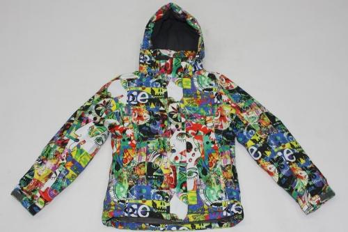 31-320 Горнолыжная куртка для активного отдыха