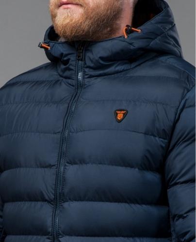 Мужская синяя куртка Year of the Tiger модель 50442