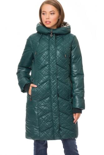 Утепленное пальто #67815