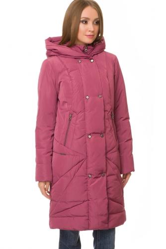 Утепленное пальто #90473