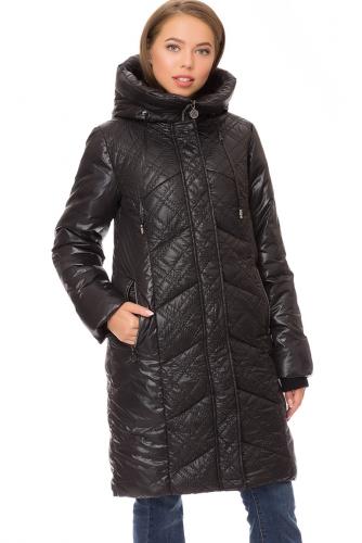 Утепленное пальто #67820