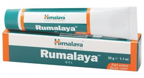 Аюрведический крем-гель для суставов Rumalaya (Румалайя) Himalaya Herbals, 30 г