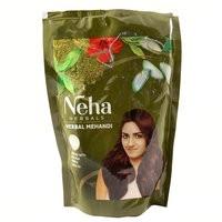 Хна для волос натуральная с травами Neha, 140 г
