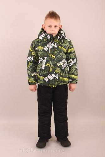 Комплект (куртка+полукомбинезон)