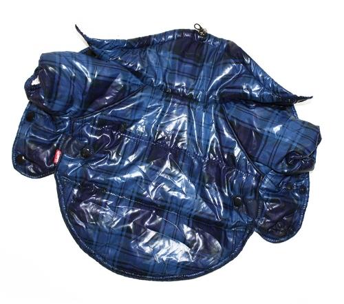 875 р. 1250 р. 10924 Куртка 'Lim-Strip' синяя