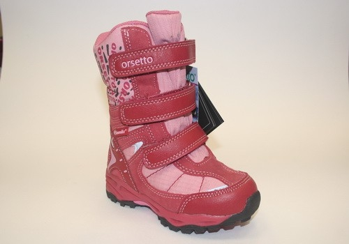 Мембранные ботинки (зима, до -30C))