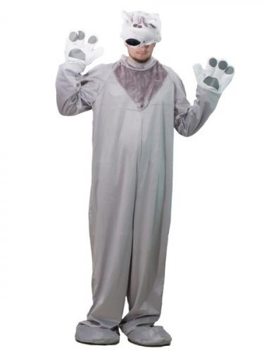 Карнавальный костюм Волк взрослый