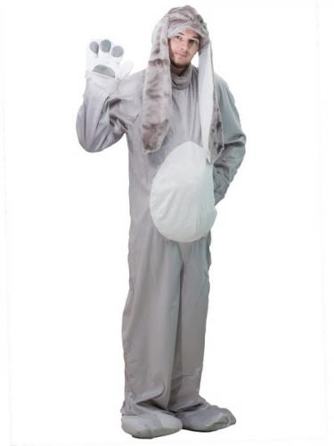 Карнавальный костюм Заяц взрослый