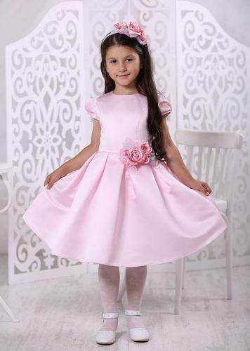 платье для девочки Виола А 16-1 розовый