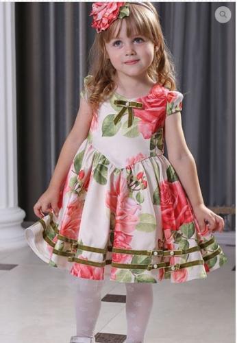 платье для девочки Ассоль М-383