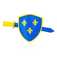 Набор щит и меч малый