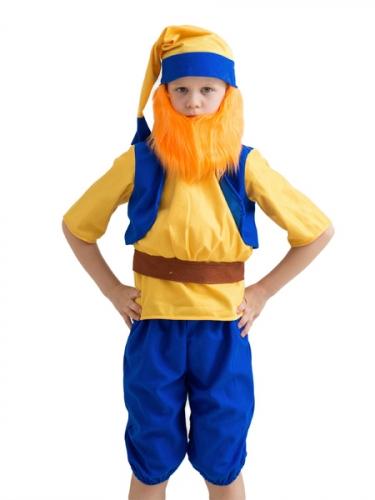 Карнавальный костюм Гном в желете