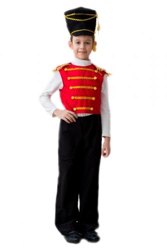 Карнавальный костюм Гусар люкс
