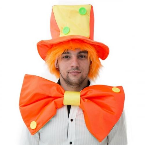 Карнавальный костюм Клоун эконом