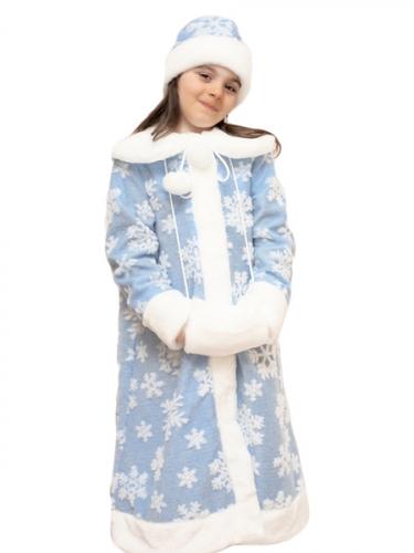 Карнавальный костюм Девочка Снегурочка