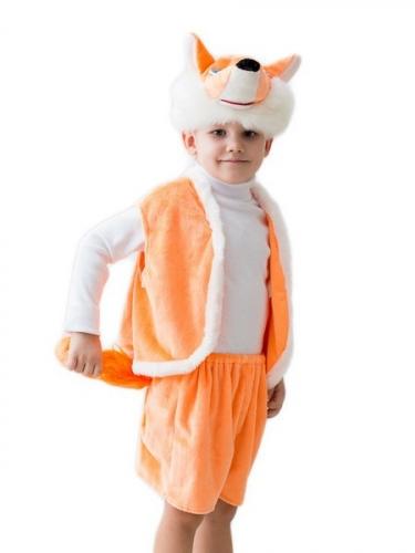 Карнавальный костюм Лисенок в шортах
