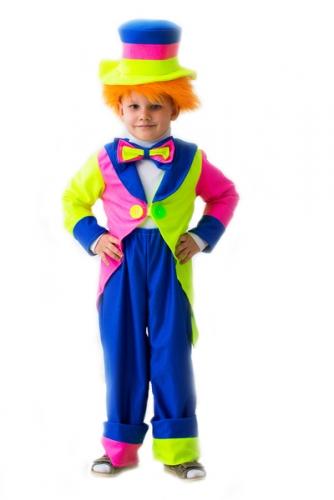 Карнавальный костюм Клоун в шляпе