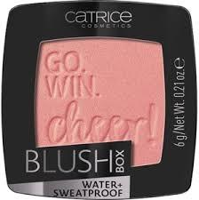 CATRICE/Румяна BLUSH BOX 020/902867/Glistening Pink