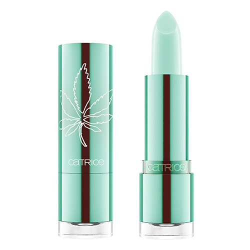 CATRICE/Бальзам д/губ Hemp & Mint Glow Lip Balm 010/924833/мятный тинт