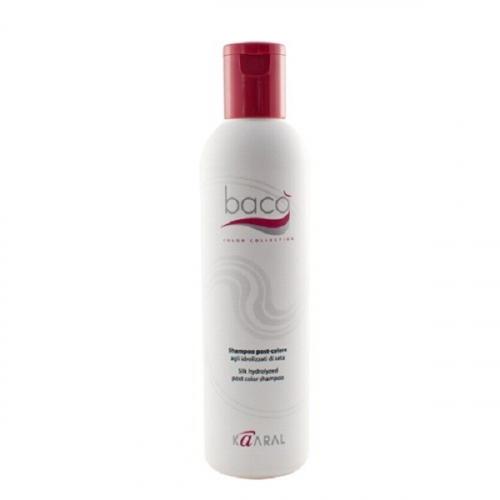 Baco Silk Hydrolized Post Color Shampoo. Шампунь для окрашенных волос