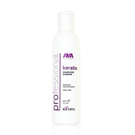 AAA Keratin Color Care Shampoo. Кератиновый шампунь для  окрашенных и химически обработанных волос.