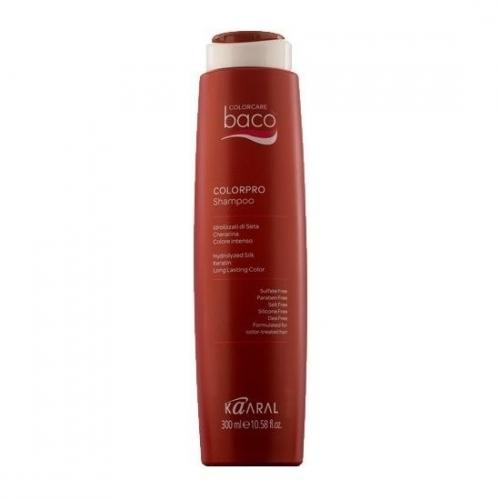 Colorpro Shampoo. Шампунь с гидролизатами шелка и кератином.