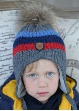 ТРИО шапка