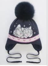 КОТЯТКИ шапка