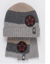 ФЕРРЕ комплект   (шапка, шарф)