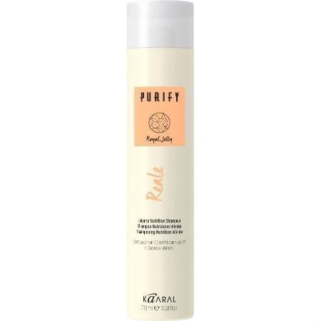 Purify- Reale Shampoo. Восстанавливающий шампунь для поврежденных волос