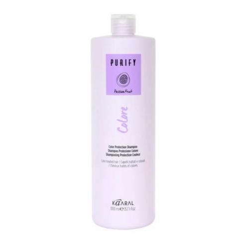 Purify- Colore Shampoo. Шампунь для окрашенных волос