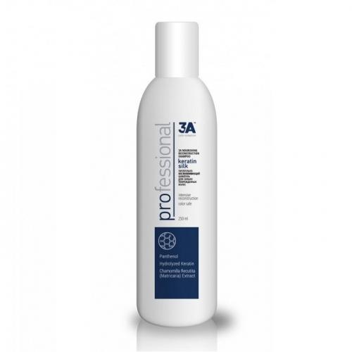 Питательно-восстанавливающий шампунь для сильно поврежденных волос. 3А Nourishing Reconstruction Shampoo.