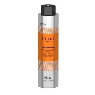 STYLE Perfetto HYDROGLOSS TEXTURIZING LIQUID GEL. Жидкий гель для текстурирования волос.