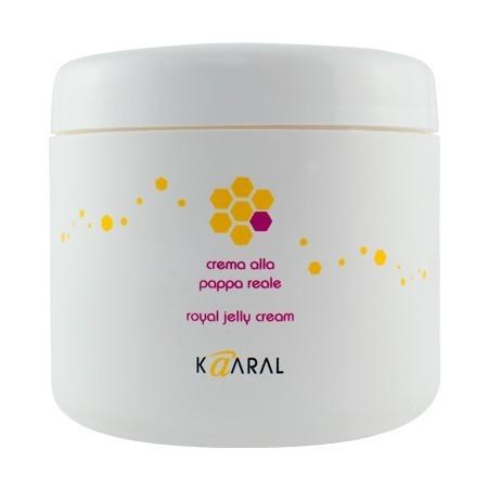 Royal jelly cream. Питательная крем-маска для волос с маточным молочком