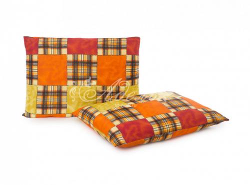 Подушка файбер эконом
