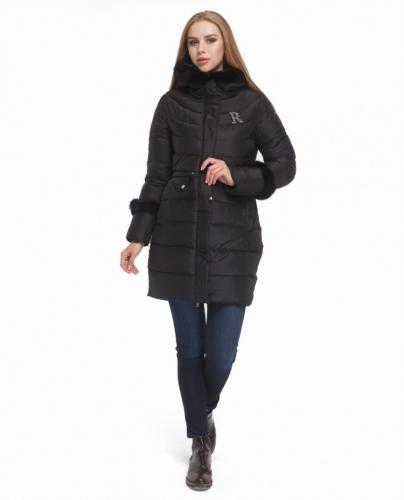 1740 2240Черная куртка с карманами Year of the Tiger женская модель 2003