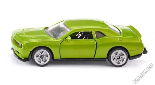 Машина Dodge Challenger SRT Hellcat